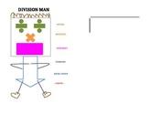 Division Man Mat