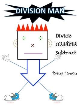 Division Man Poster
