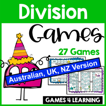 graphic regarding Printable Math Board Games named Monster Math Department Maths Board Online games [Australian British isles NZ Version]