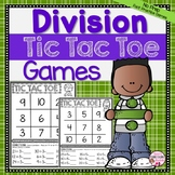 Division Math Center Game