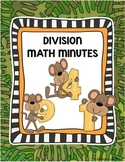 Division Worksheets 3rd Grade Division Facts Practice & Division Fluency