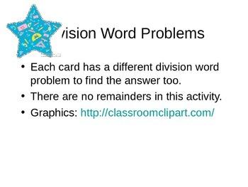 Division Math Problems