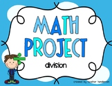 Division Math Project