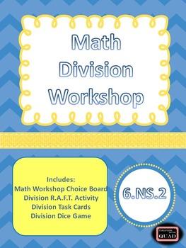Division Math Workshop {6.NS.2}