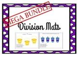 Division Mats MEGA bundle