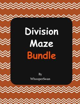 Division Maze Bundle