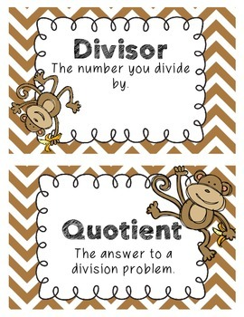 Division Mega Unit (One and Two Digit Divisors)