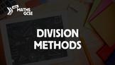 Division Methods - Complete Lesson