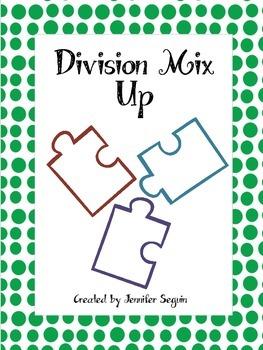 Division Mix Up Puzzle
