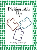 Division Mix Up Puzzle