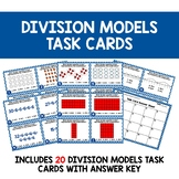 Division Model Task Cards - Aligns with VA SOL 3.6