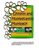 Division & Multiplication Multipack Digital Download