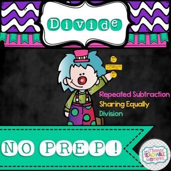 NO PREP! Division