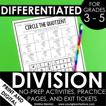 Division Worksheets   Division Games   Division Activities   Division Test Prep