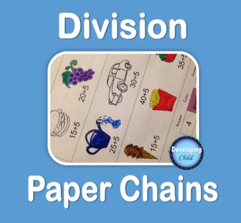 Division Paper Chains