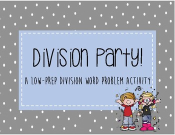 Division Party!