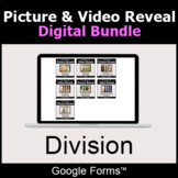 Division - Picture & Video Reveal Game  | Digital Bundle |