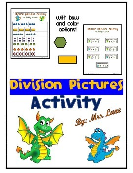 Division Pictures Activity