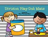 Division Play-Doh Mats (30 Interactive Mats)