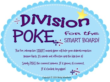 Division Poke Smart Board Game