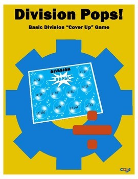 Division Pops! Cover Up Game