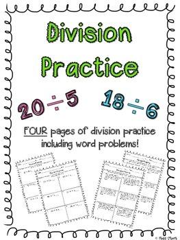 Division Practice