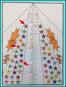 Division Practice: Paper Planes