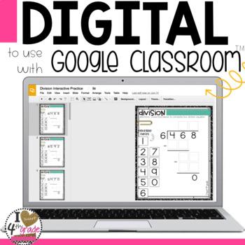 Google Classroom Long Division