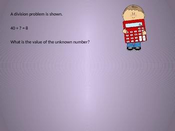 Division Problem Solving (Common Core/Florida Standards)