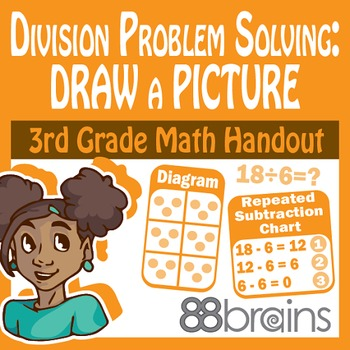 Division Problem Solving: Draw a Picture pgs. 46-49 (CCSS)