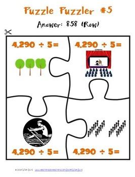 Division Puzzle Challenge