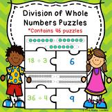 Equal Groups Division as Sharing Division Game 3rd Grade Math Puzzles 3.OA.2