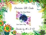 Division QR Code (CCSS aligned)