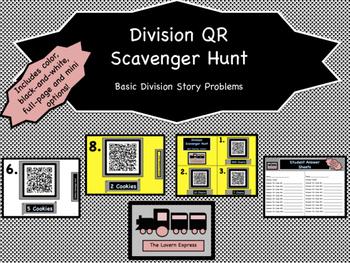 Division QR Scavenger Hunt