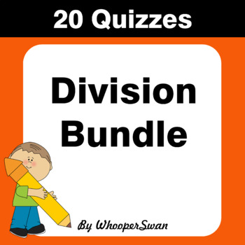Division Quizzes [Bundle]