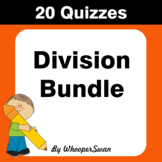 Division Quizzes [Bundle]