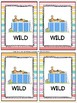 Division Relative to Multiplication Task Cards & Game (Summer) 3.OA.6