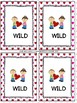 Division Relative to Multiplication Task Cards & Game (Valentine's Day)