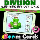 Division Representations Division as a Fraction - Boom Car