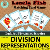 Division Representation Forms Division as a fraction Match