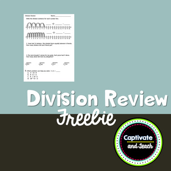 Division Review