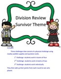 Division Review Game Survivor Theme (Long Division)
