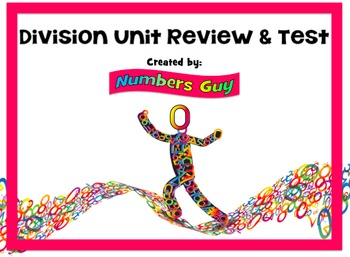 Division Unit Review & Test
