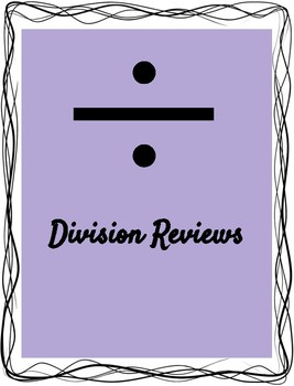 Division Reviews