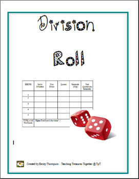 Division Roll