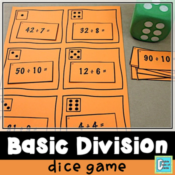 Division Roll and Play Dice Game
