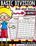 Division: Roll and Solve