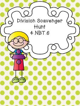Division Scavenger Hunt