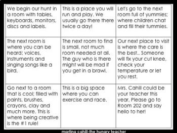 Division Scavenger Hunt Game {4th and 5th Grade Common Core Aligned}