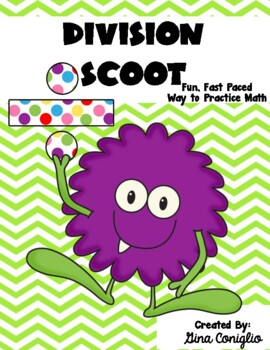 Division Scoot Game